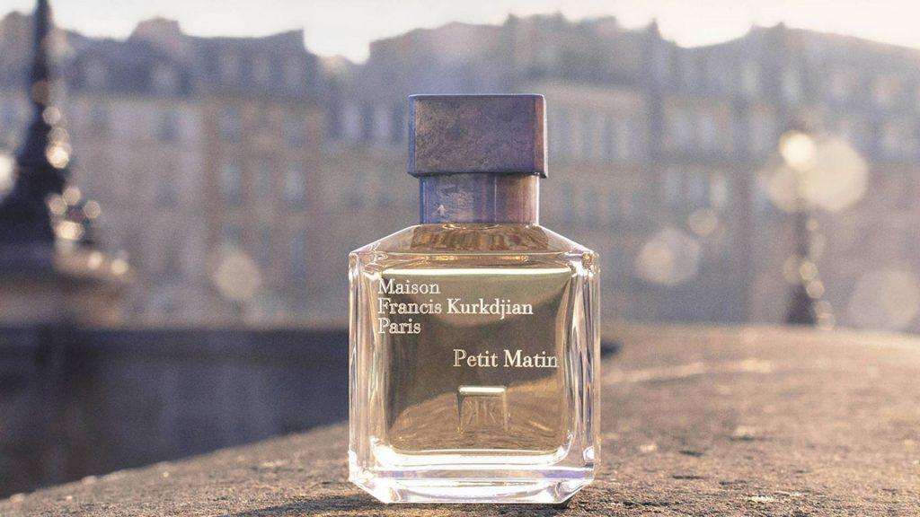 Maison Francis Kurkdjian Petit Matin parfumerie de niche LVMH