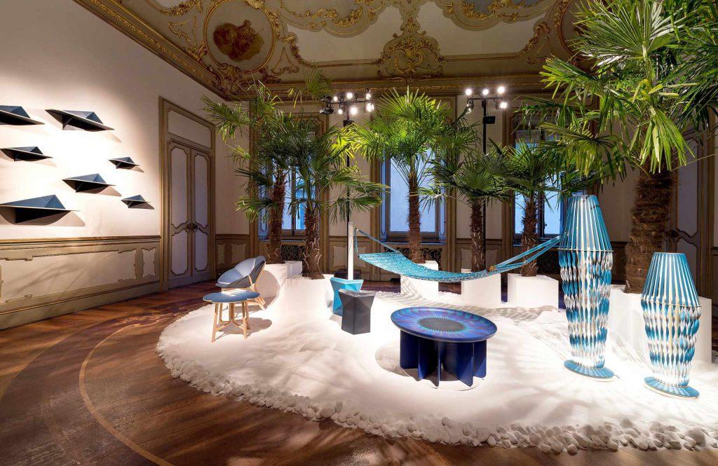 Salone del Mobile Louis Vuitton Palazzio Bocconi