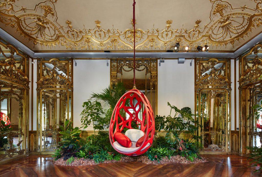 Louis Vuitton nomads travel