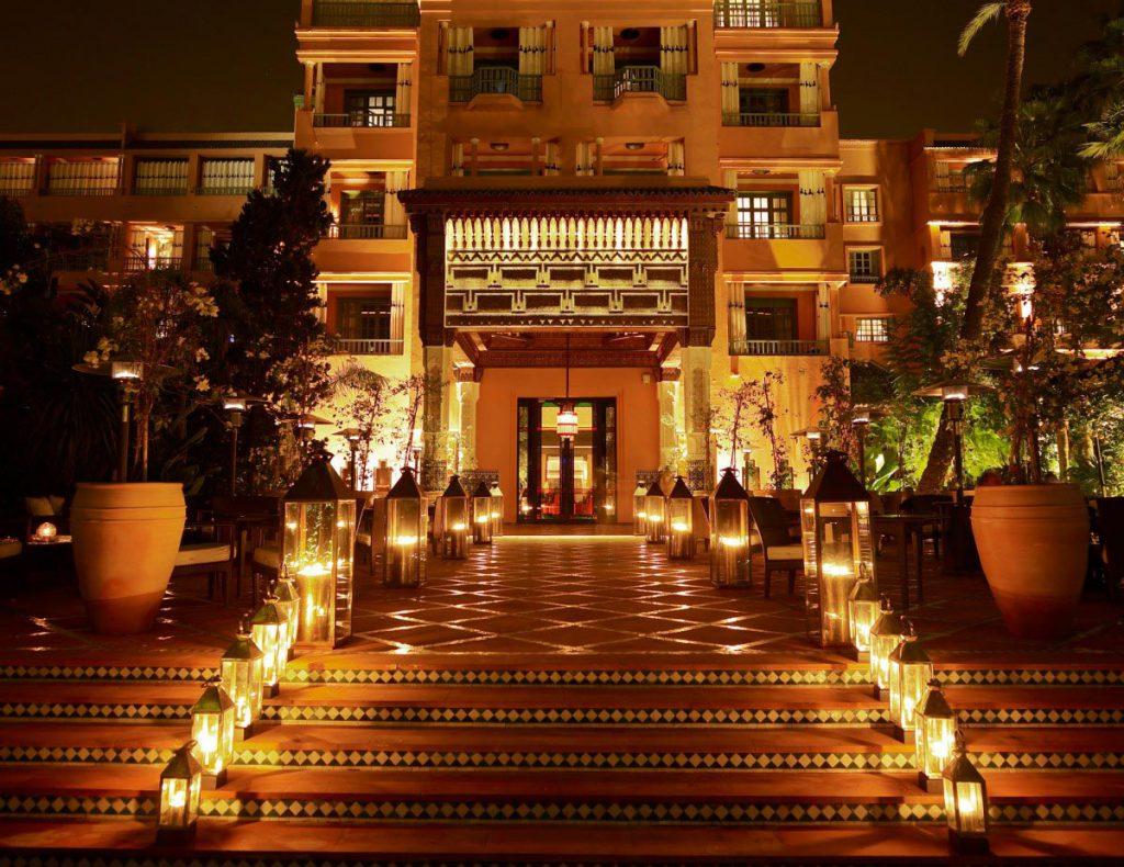 La Mamounia Marrakech Palace Luxe
