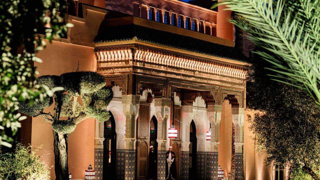 Mamounia Marrakech Palace Luxe