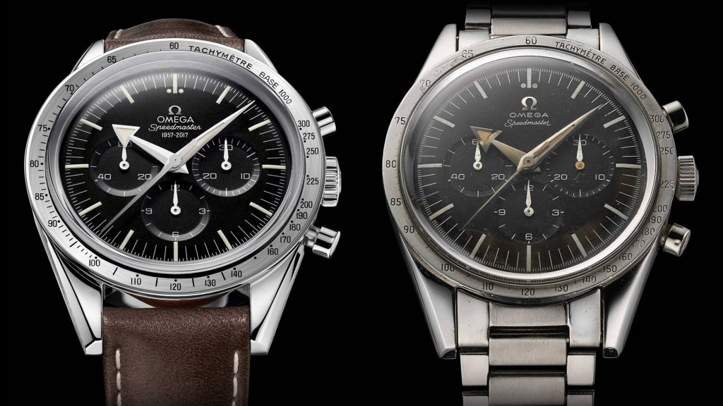 omega speedster history 60th anniversary Baselworld 2017