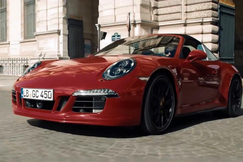 the sartorialist Porsche 911 targa Scott Schuman