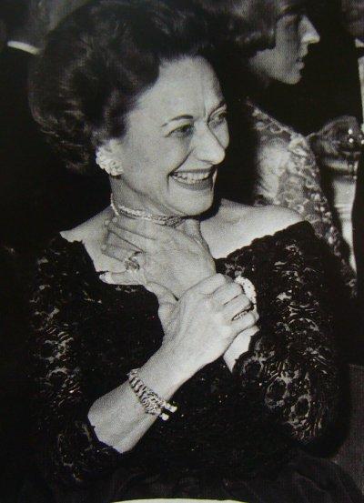 Duchesse Windsor collaboration cartier 1952