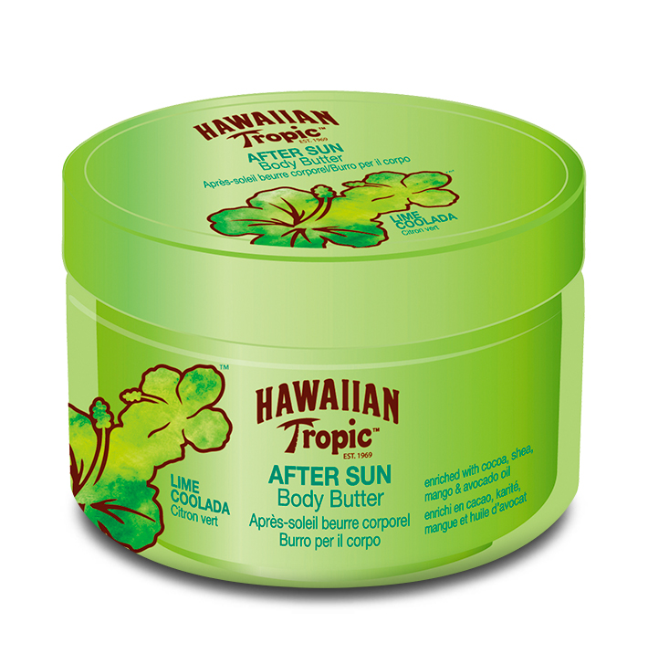 Hawaiian tropic lima colada solaire