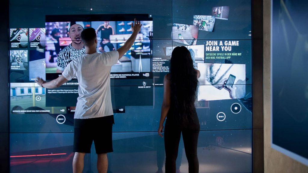 Nike_digital_experience 2017